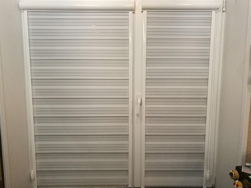 Рулонные шторы Комбо